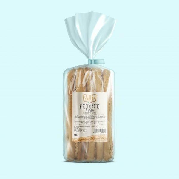 confezione biscotti al sesamo