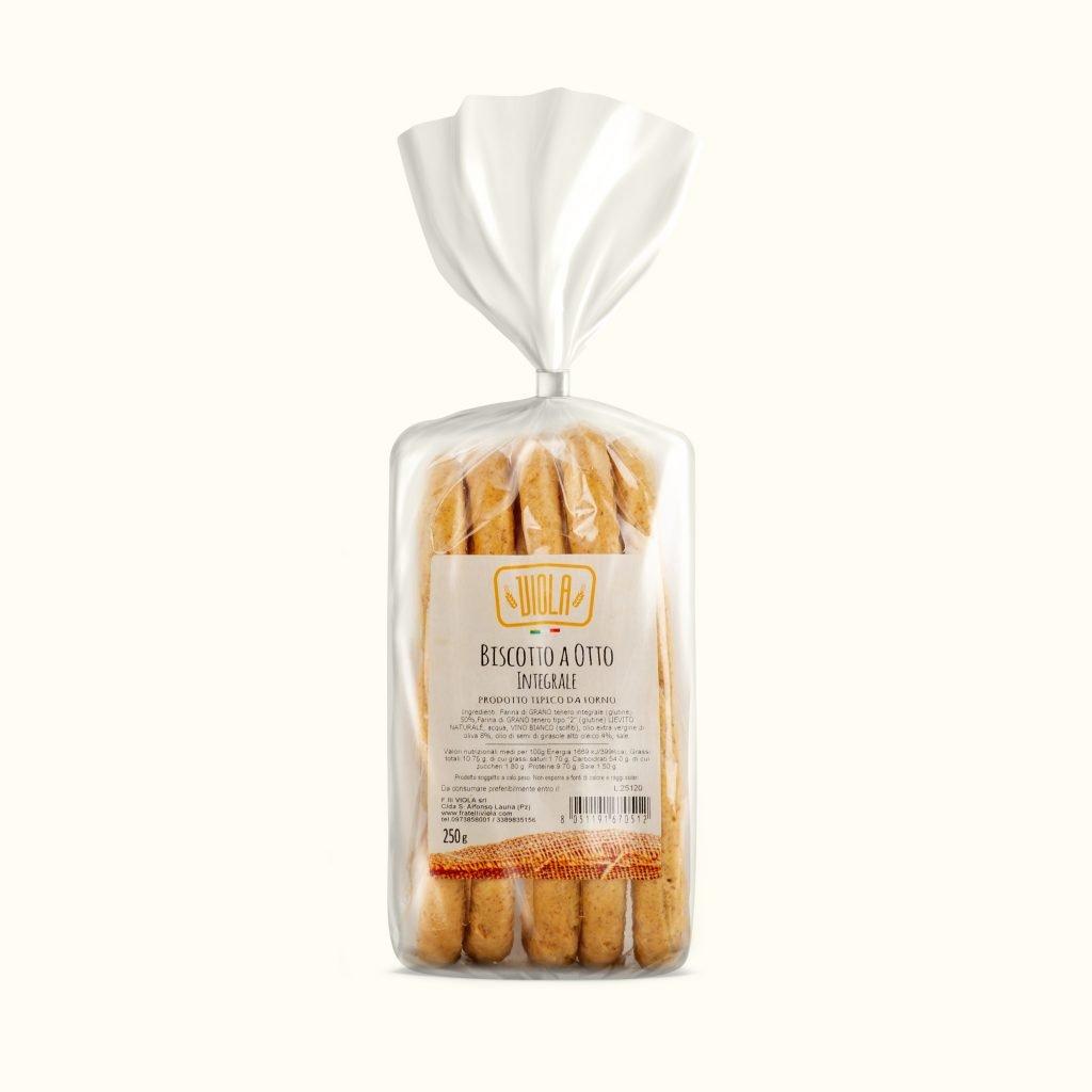 biscotti a otto integrale